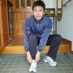 プロフィール写真(ジョギング)